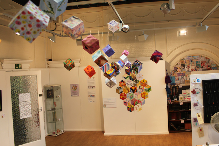 Greater Than The Sum - Arts for Life Older People's first Group Exhibition, Arc :: Aug - Sept 2012